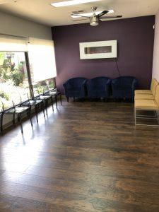 urgent care waiting room sunnyvale