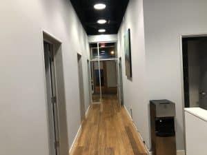 urgent care in san ramon hallway