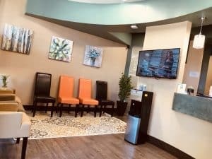 urgent care san ramon waiting area