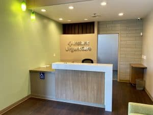 urgent care dublin reception desk